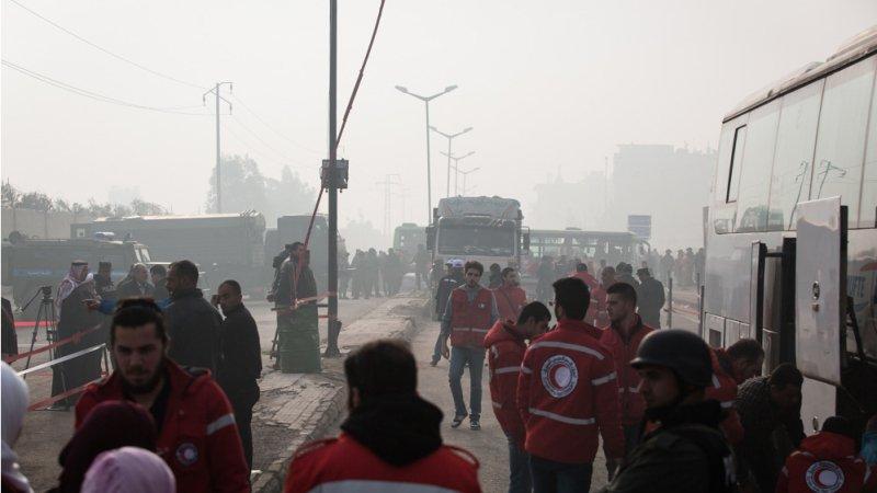 В Хомсе предотвратили попытку теракта возле школы