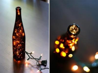 Как сделать стильный светиль…