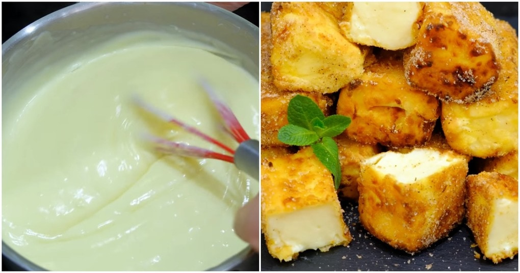 Нежное десерт из молока: просто пожарь и наслаждайся