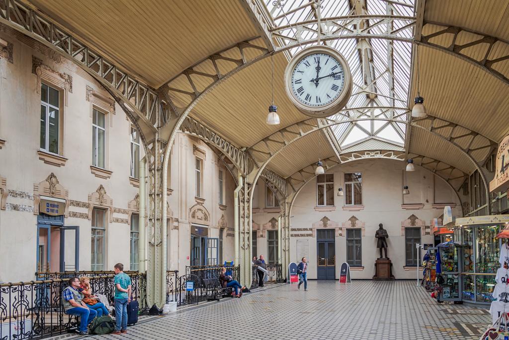 Красивейший вокзал России