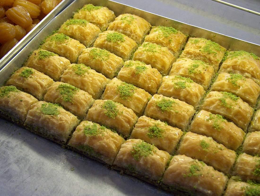 Восточная сладость рецепт с пошагово