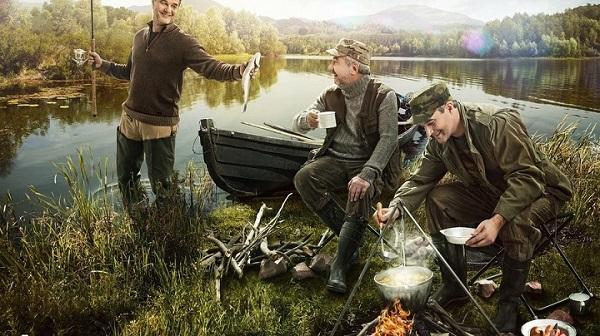 Рыболовный этикет
