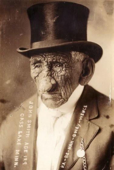 130-летний человек