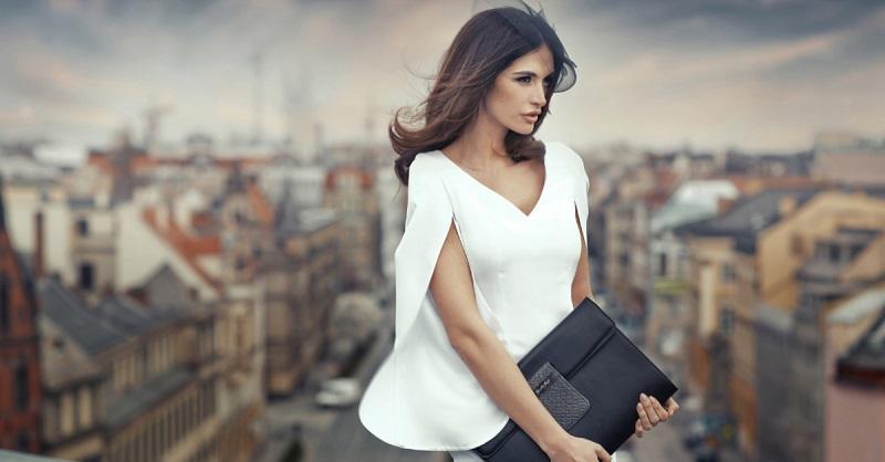 Европейский стиль в одежде для женщин