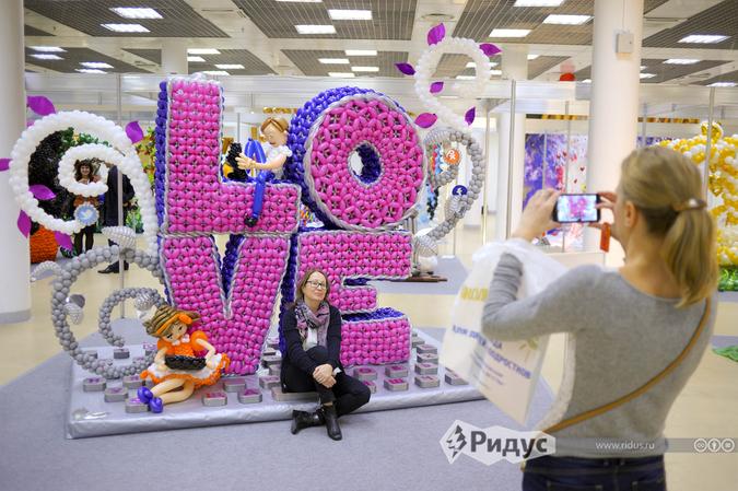 В Москве прошел фестиваль художников по воздуху