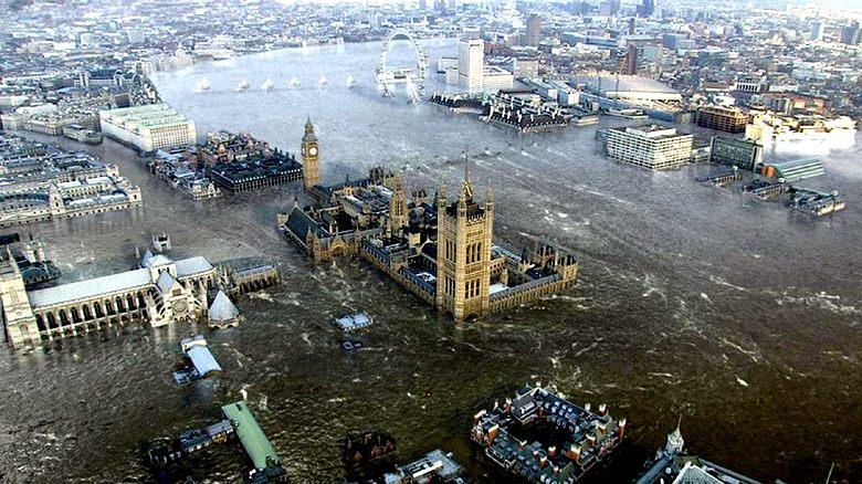 Ясновидящая Вера Лион говорит, что в 2019 году Европу ждут наводнения, а Россию – аномально теплая зима
