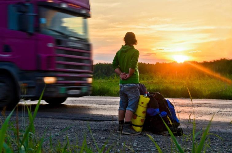 Главные правила автостопа, которые помогут добраться куда угодно