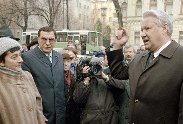 «Мы предложили Ельцину перей…