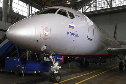 Российские самолеты Sukhoi Superjet 100 разочаровали Бельгию