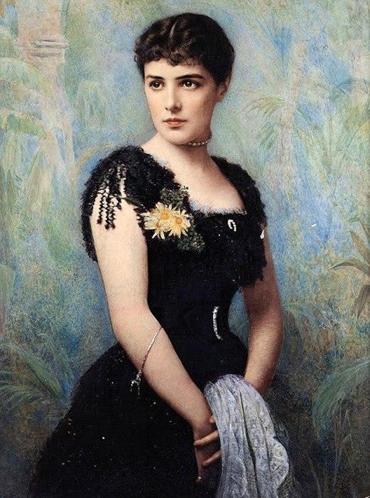 Дженни Джером, леди Рэндольф Черчилль. Какая она была, мать Черчилля?