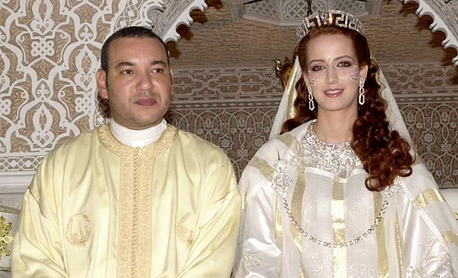 Король Марокко Мухаммед VI и принцесса Лалла Сальма развелись после 16 лет брака
