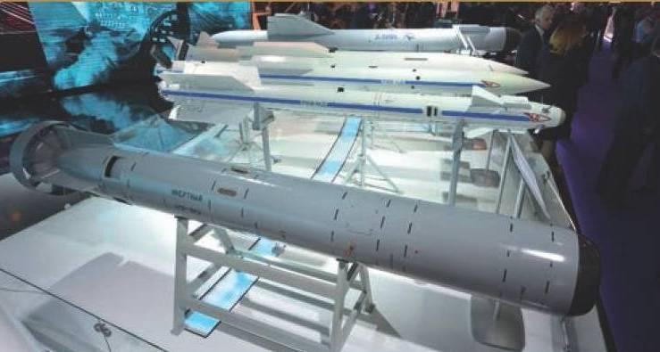 Петр Бутовски о презентации новых ракет Х-38МЭ и АПР-3МЭ «Гриф» на МАКС-2017