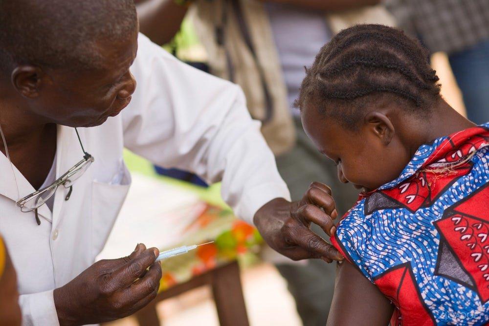 Изобретена множественная вакцинация одним уколом