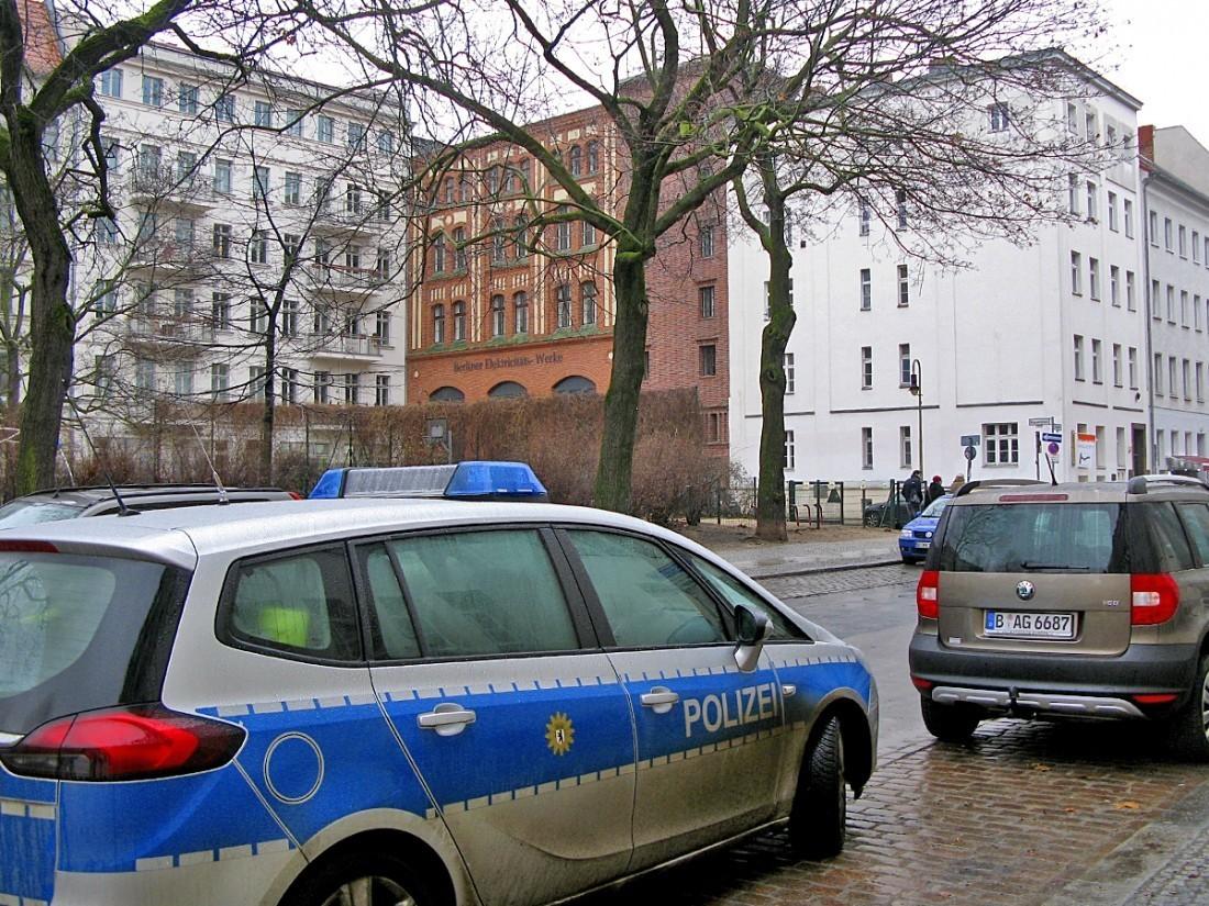 Стукачество в Германии