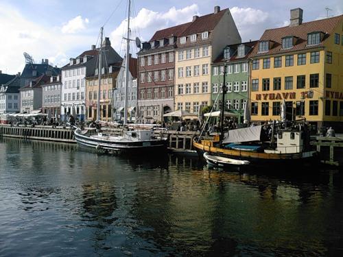 Копенгаген - в гостях у сказки