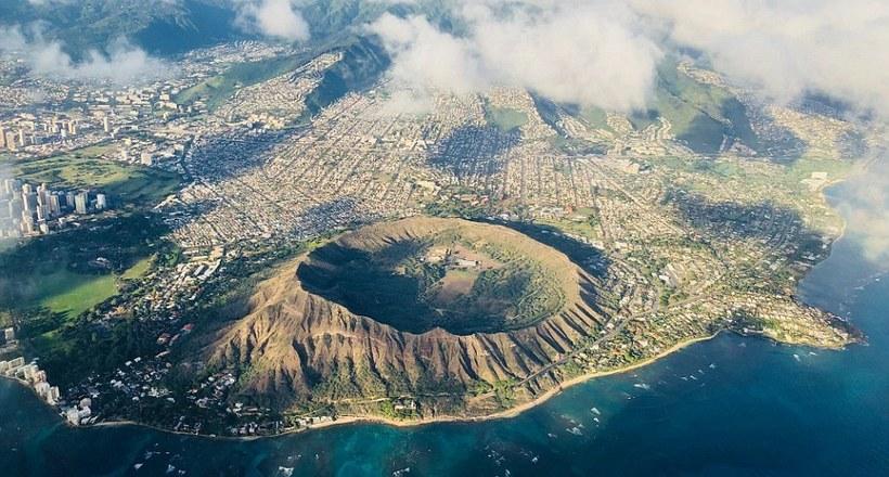 Самые восхитительные вулкани…