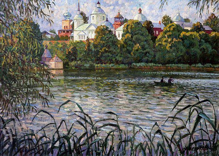 художник Юрий Мельков картины – 01