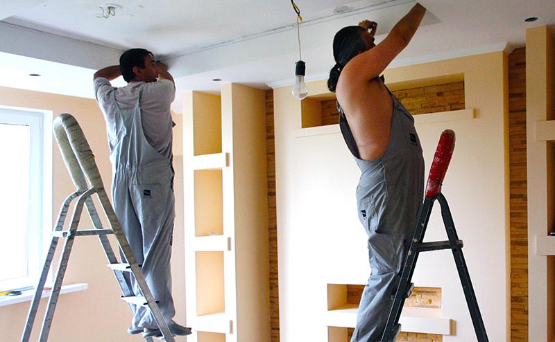 Как перестроить квартиру без скандалов