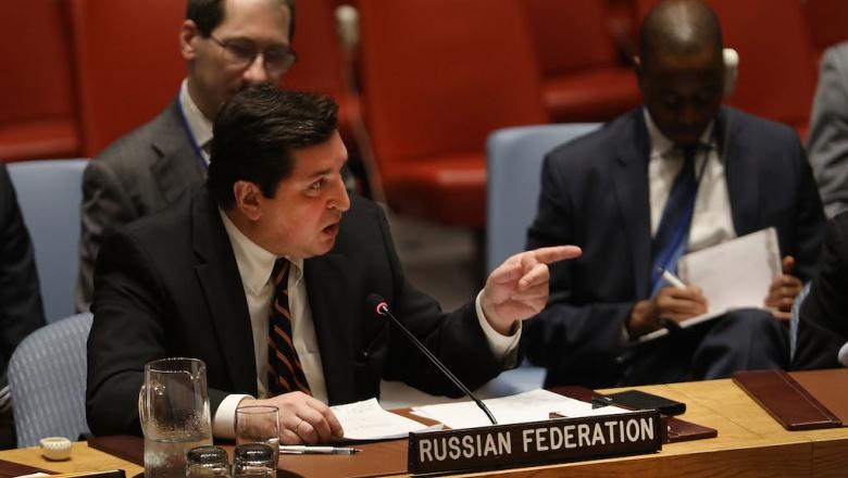Этот слишком патриотичен: Сафронкова убирают из ООН