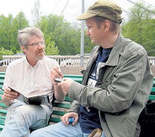 Академик Андрей ГОНЧАРОВ объясняет Владимиру КАЗАКОВУ истинные причины переселения народов