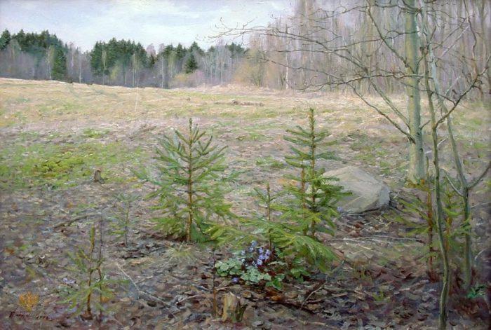художник Григорий Чайников картины - 06