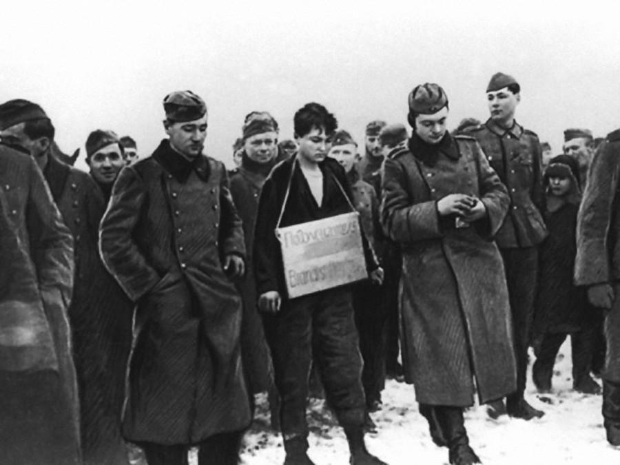 Послание Николаю Десятниченко из Нового Уренгоя, от Коли из горящего Сталинграда