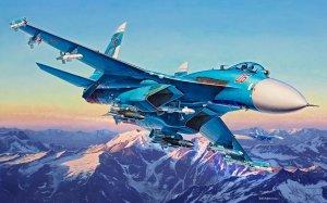 Исторический обзор на истребитель России Су-35 опубликовал журнал «Air&Cosmos»