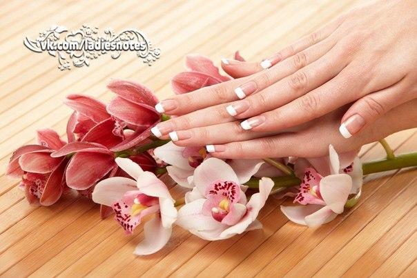 10 рецептов для поддержания красоты и здоровья ваших ногтей: