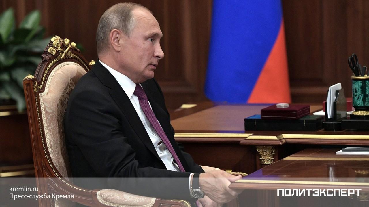Песков: Путин проведет совещание с постоянными членами Совбеза РФ