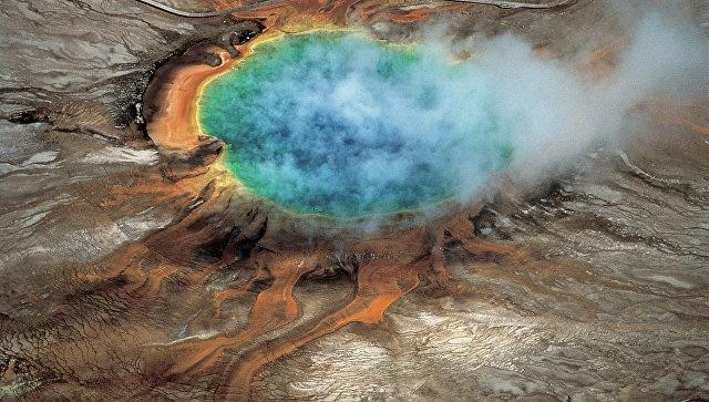Геологи выяснили, как возник Йеллоустонский супервулкан