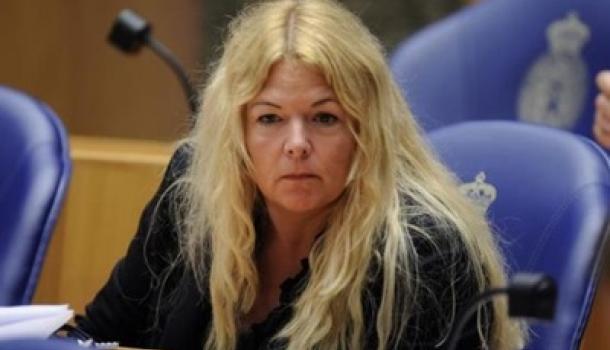 В Голландии женщина-политик …