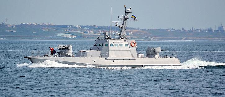 Учения ВМС Украины на Азовском море обернулись конфузом