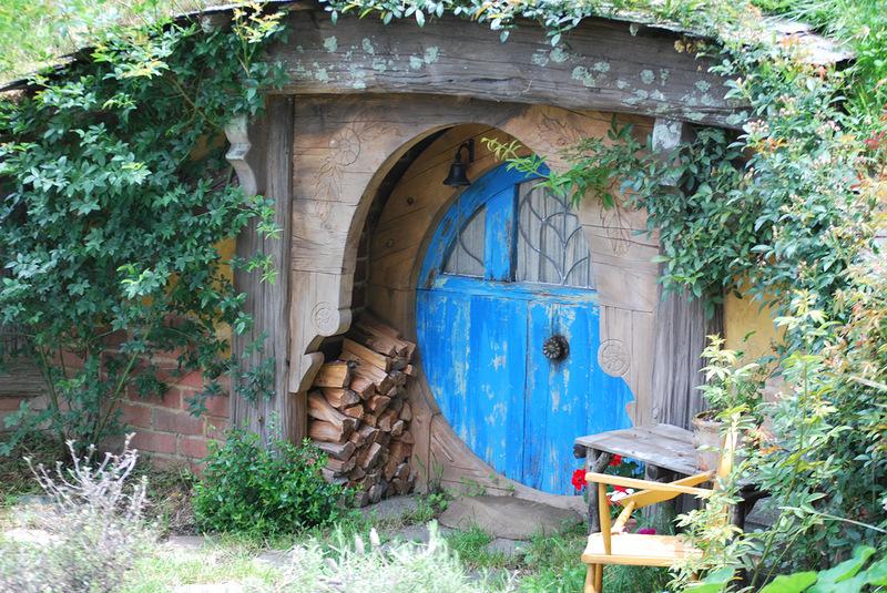 Путешествие в сказочный Хоббитон. Новая Зеландия