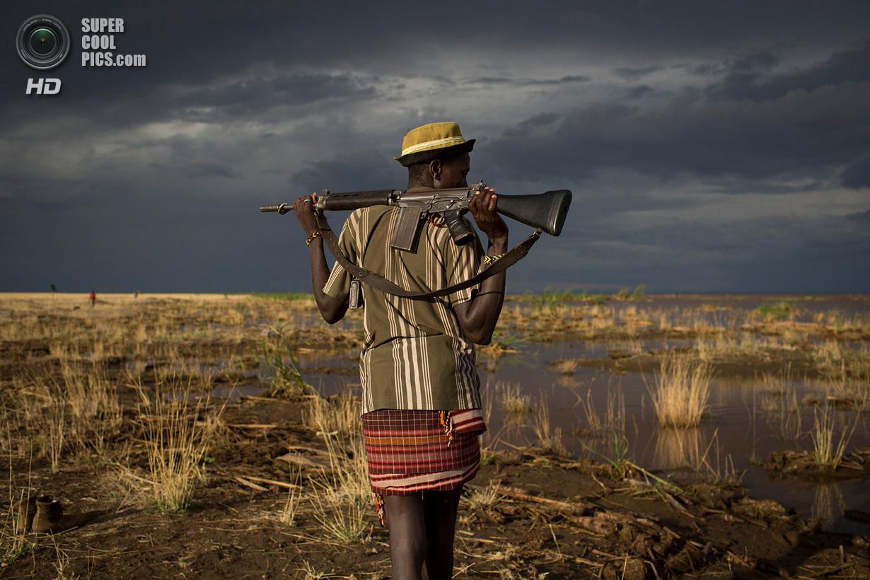 Туркана: Вооружённые скотоводы-рыбаки