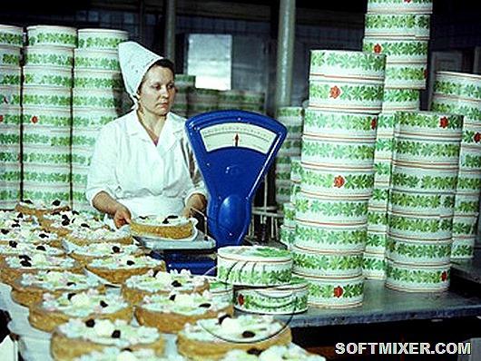Быль и легенды о «Киевском торте».