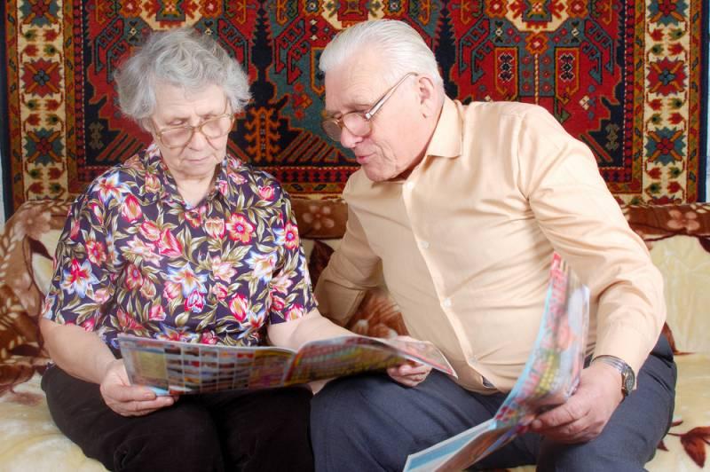 """Работающие пенсионеры ни в чём себе не отказывают. В """"Сбербанке"""" знают"""