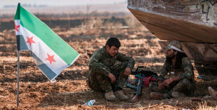Историю «умеренной оппозиции режиму Асада» можно считать законченной