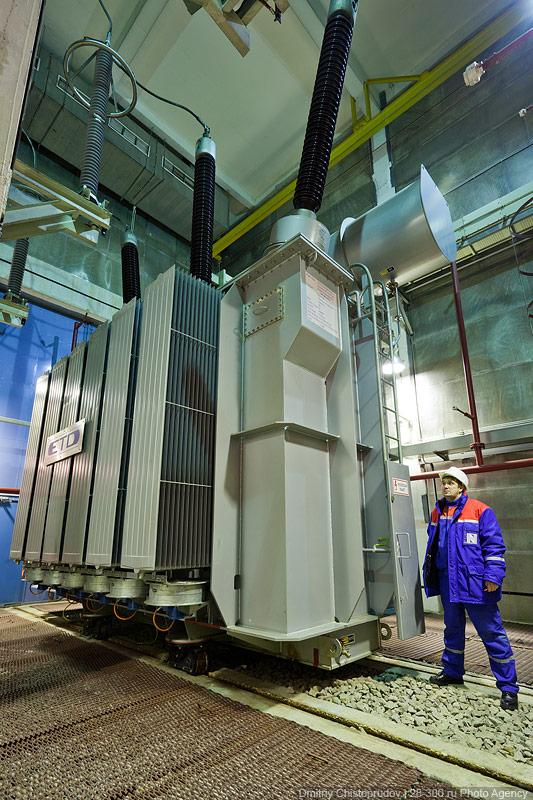 1080 Как украсть новейшую газотурбинную теплоэлектростанцию?