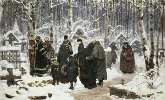 Что православному нельзя делать на кладбище