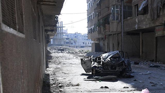 Новости Сирии. Сегодня 19 мая 2018