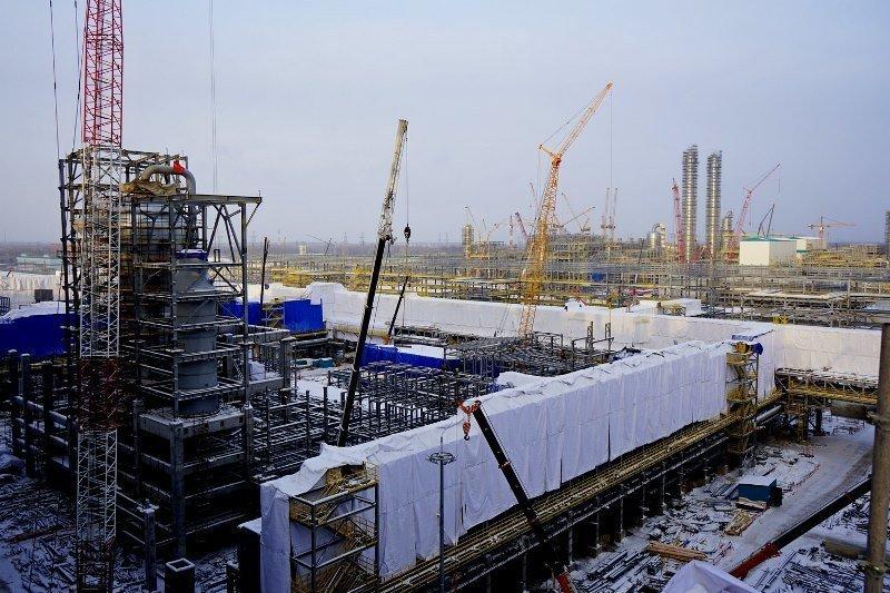 Одна из крупнейших строек Ро…