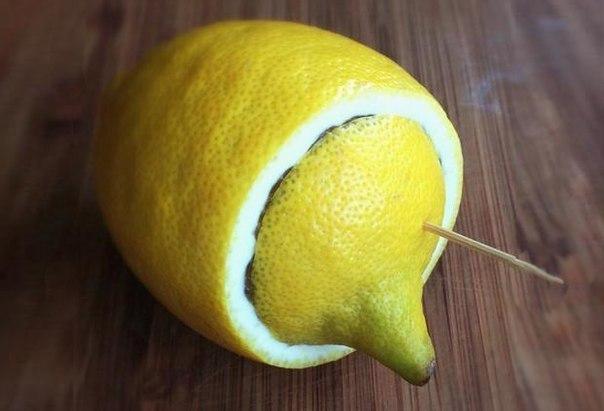 Немного о лимоне