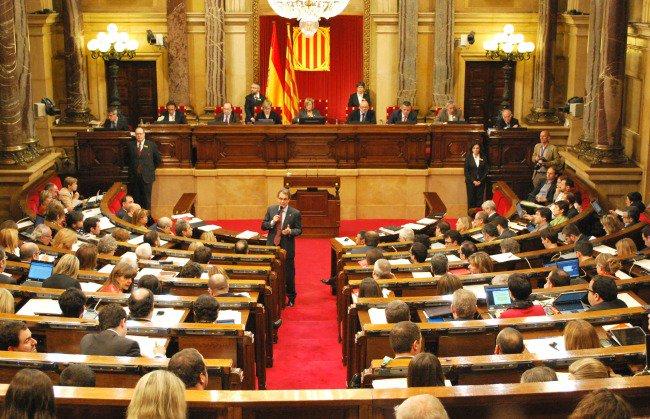 Каталония провозгласила независимость!
