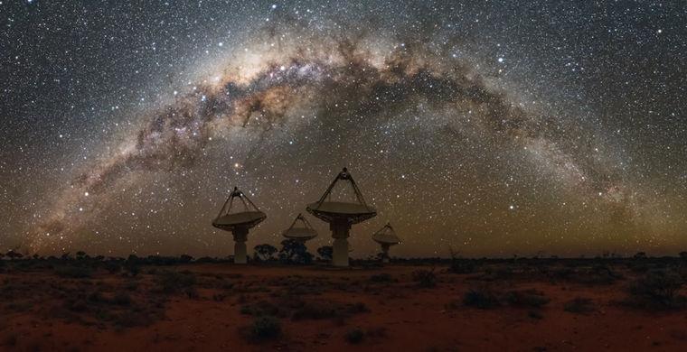 Астрономы: Земля подвергается облучению из другой части Вселенной