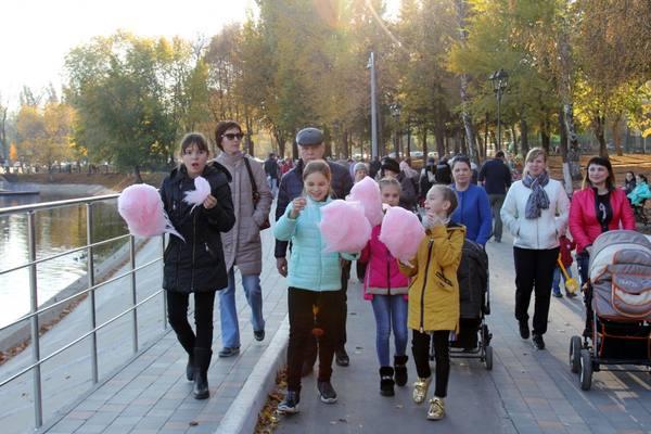 Обновленный парк Металлургов в Самаре открылся для посетителей