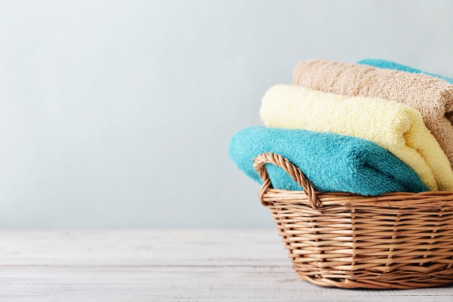 Средства для стирки махровых полотенец