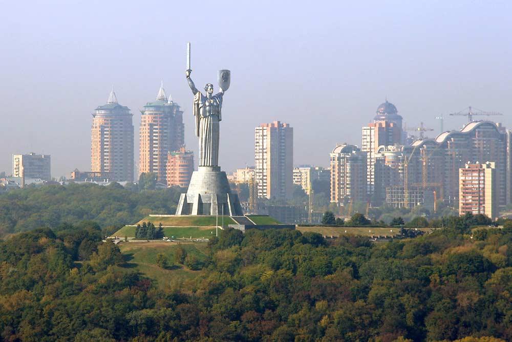 Про поездку в Киев от девушки из Москвы