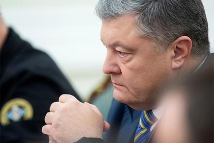 Порошенко обратился с требованием к России