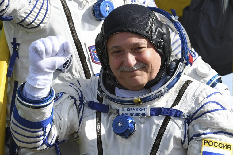 Повышение пенсионного возраста не коснется космонавтов