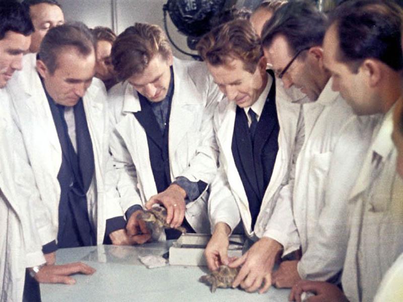 11103 Советская и российская космические программы